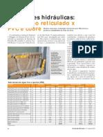 Ed. 13 - Ago-2002 - Instalações hidráulicas polietileno reticulado x PVC e cobre.pdf