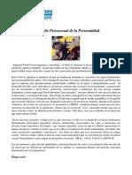 Desarrollo psicológico de la personalidad
