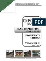 Propuesta  Plan Especifico Coliscancha - 2010-2020.docx