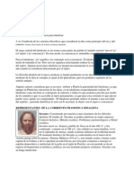 Filosofía Idealista y Guía de estudio