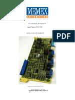 M100718C MAI Base 0 Board for Fanuc 15A1.en.es (1)