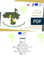 Going Green for Intercultural Peace - Booklet