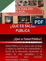 La Salud Publica