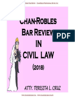 1 Cruz Civillaw