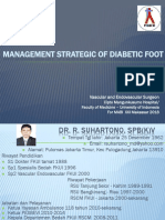 Management of Diabetic Foot for a Better Prognosis EIDCP2018