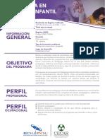 CECAR Ficha Licenciatura Pedagogía Infantil (002)