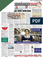 Millennium Post Delhi 9.11.2018
