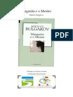 192819580 Mikhail Bulgakov Margarita e o Mestre