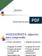 ADOLESCENCIA Aspectos Generales 1