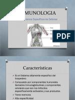 2 Conferencia Inmunologia Especifica
