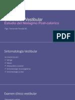 06 Evaluación Vestibular