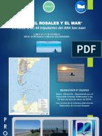 Presentación Coronel Rosales y El Mar