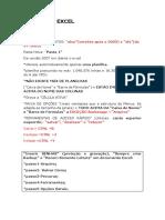 1-Resumo Informática (Excel)