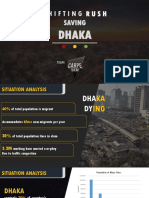 Decentralisation of Dhaka city