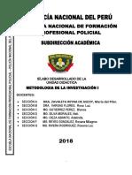 Metodologia de La Investigacion - Rosana