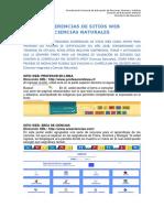 Sugerencias de Sitios Web Ciencias Naturales tcuvibonk