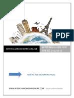 b2 Guide to Writing