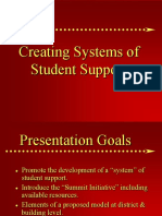 System of Student Support