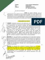 Sentencia Plenaria 01-2015 (REVISIÓN PENAL - IMPARCIALIDAD JUDICIAL)
