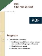 7 a Pendktn Direktif Non Direktif1