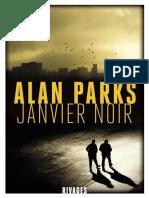 Alan Sparks - JAnvier Noir