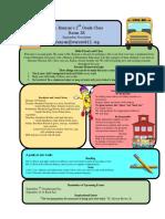 technology classroom newsletter-sr
