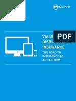 insurance as a platform
