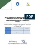 Metodologie Selectie Plan de Afaceri 105482 2