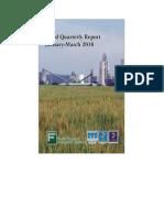 Fauji 3rd Quarter Report 2010