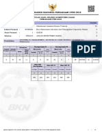 Contoh Surat Lamaran CPNS Provinsi Kepri 2018