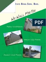 Rivo Bina Green Brochure