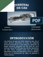 Turbina de Gas