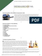 Como Tocar Guitarra_ Guia Definitivo Do Que Precisa Saber - Academia Musical