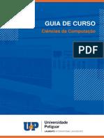 Guia de Curso 2018 UnP Ciências Da Computação