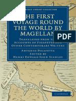 Antonio Pigafetta_The First Voyage Around the World by Magellan
