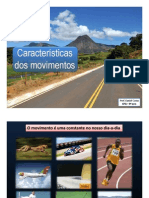 PP - Características dos movimentos