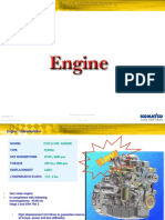 Course Komatsu Wb93 97r5 Backhoes Engine Fuel Injection Structure Operation Workshop Data Troubleshooting