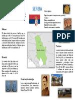 Infografia Serbia