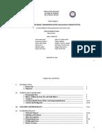 Case Study Calculous Cholecystitis