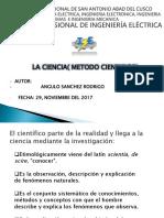 La Ciencia- Rodrigo Angulo Sanchez