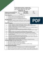 comprogram lab syllabus