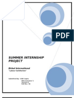 Internship Project 1