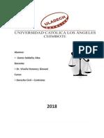 DERECHO CIVIL - CONTRATOS - LLANOS SALDAÑA, ALEX
