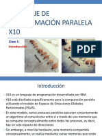 X10 clase01 2018-1