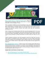 Bursa Taruhan Chievo vs Cagliari 6 Desember 2018