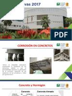 Corrosión en Concretos