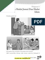 Bab 6 Kaidah Shalat Jumat Dan Shalat Idain