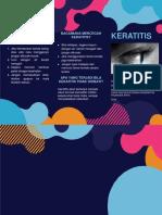 Leaflet Keratitis