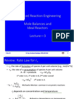 Advanced Reaction -Lecture 2