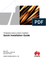 TP48200A-X3H4 X3H5 Quick Installation Guide(V100R001_02)